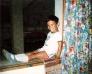 Mallorca im Hotel Julia auf der Fensterbank