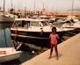 Mallorca im im Hafen von Arenal
