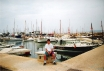 Im Hafen von El Arenal