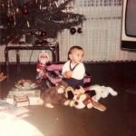 Baby Sammys erstes Weihnachten