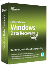Stellar Phoenix Windows Data Revocery