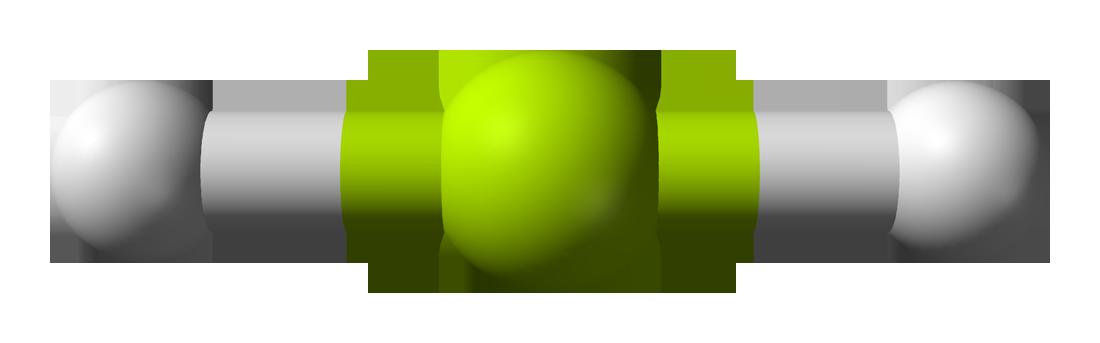 Berylliumhydrid (BeH2) Molekül im IBM Quantencomputer simuliert