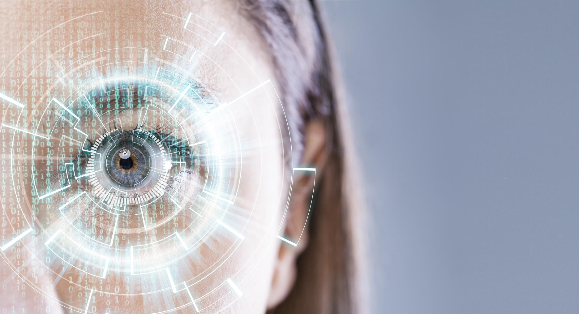 Cyborg-Augen für Blinde