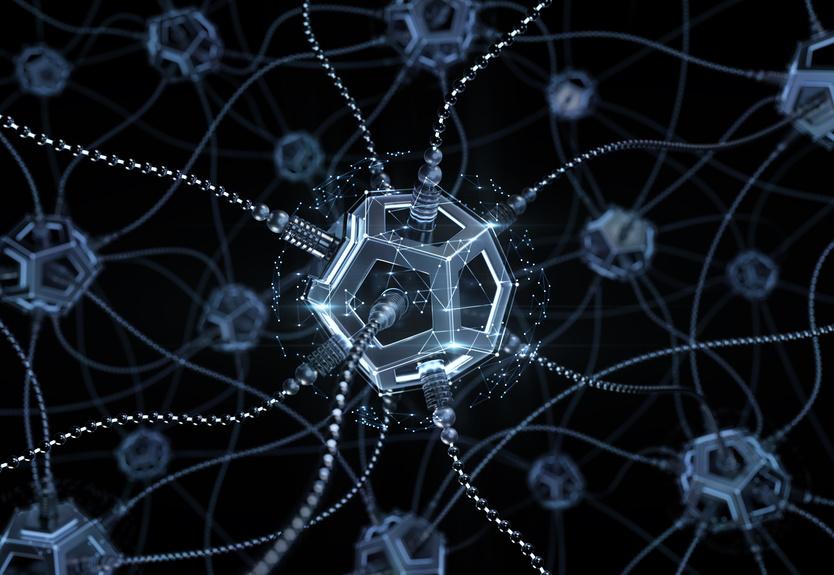 Eine künstliche Synapse