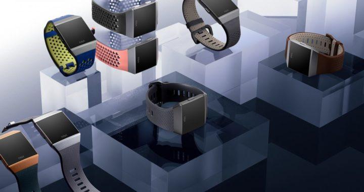 Fitbit Ionic Uhren