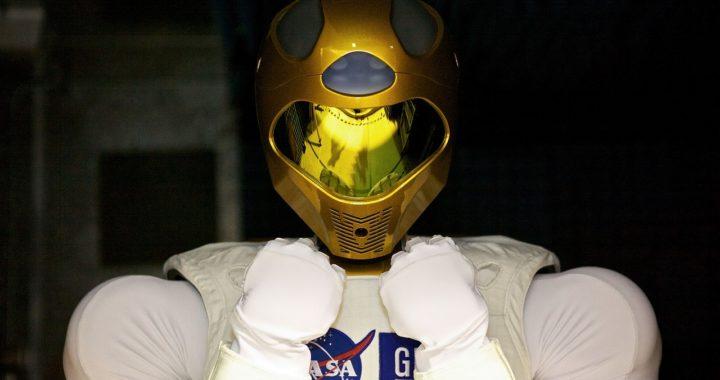 NASA Roboter