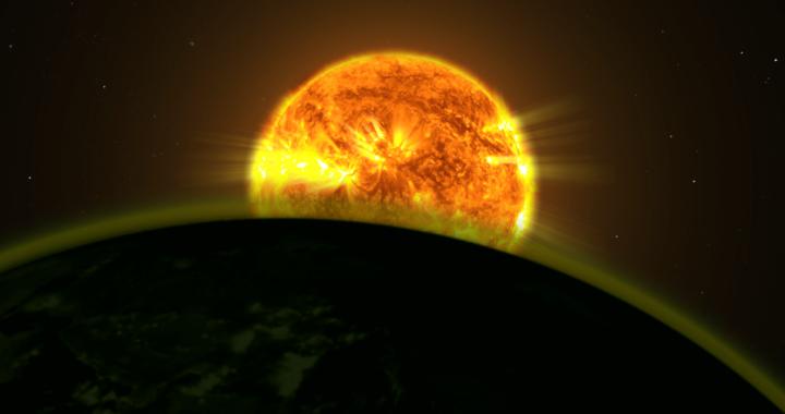 Bewohnbarer Exoplanet umkreist seine Sonne